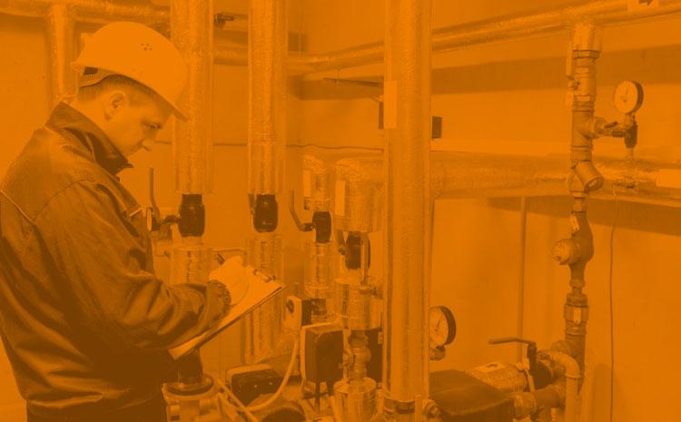 Assistenza impianti riscaldamento impianto condizionamento manutenzione caldaia - banner 1